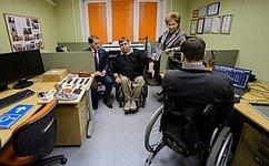 Г.Карелова: Работа воронежского центра «Доступная среда»— пример перспективной социальной инициативы