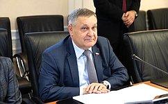 А. Ракитин принял участие вработе конференции ветеранов Вооруженных Сил