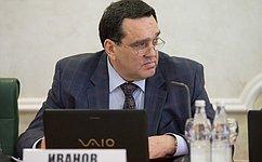 С. Иванов: Проект повнедрению универсальных электронных карт объединяет 83 региона