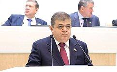 Сенаторы одобрили внесение изменений вСоглашение оПравилах определения страны происхождения товаров вСНГ