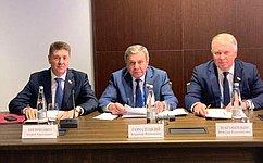 А. Шевченко: «Необходимо расширять применение механизмов комплексного иустойчивого развития территорий»