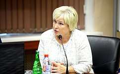 Л. Антонова посетила Раменское приборостроительное конструкторское бюро