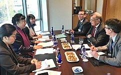 Р. Зинуров иС. Жиряков приняли участие в10-й пленарной сессии Азиатской парламентской ассамблее