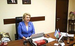 Закон о«географических указаниях» поможет развитию регионов– Л.Гумерова
