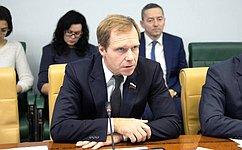 Ход реализации национального проекта «Международная кооперация иэкспорт» рассмотрен вСовете Федерации