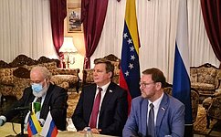 Konstantin Kosachev: Russian observers have not found violations in the parliamentary elections in Venezuela
