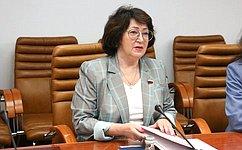 Л. Талабаева приняла участие вдискуссиях трех секций врамках Восточного экономического форума