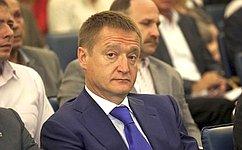 О. Ткач: Запрошлый год Калининградская область почти начетверть увеличила объем инвестиций