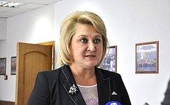 Л. Гумерова дала старт реализации проекта «Моя семья» вРеспублике Башкортостан