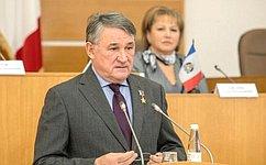 Парламентская Ассоциация Северо-Запада России способствует реализации национальных проектов— Ю.Воробьев