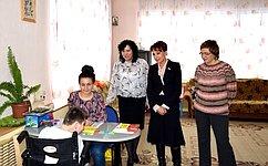 Т. Кусайко: ВМурманской коррекционной школе №1 детям успешно оказывается реабилитационная помощь
