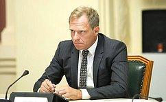 А. Кутепов: Руководство Пензенской области ведет целенаправленную работу поснятию инфраструктурных ограничений, развитию экономики исоциальной сферы