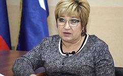 Забота огражданах красной нитью прошла через все Послание Президента— О.Хохлова