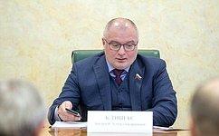 А. Клишас: Важно формировать негативное общественное отношение клюбым действиям поподготовке терактов