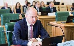 О. Цепкин входе работы вЧелябинской области обсудил вопросы образования изащиты интеллектуальной собственности