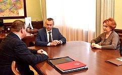 Н.Болтенко: Следует идальше повышать доверие ктерриториальному общественному самоуправлению