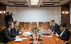 ВСовете Федерации призывают норвежских парламентариев крегулярному иактивному диалогу— К.Косачев