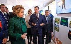 Дни Ненецкого автономного округа прошли вСовете Федерации