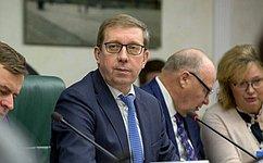 А. Майоров: Необходимо использовать все возможные механизмы для продвижения отечественной продукции АПК навнешних рынках