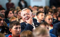 В. Николаев: Вновом Чувашском кадетском корпусе созданы все условия для всестороннего развития школьников