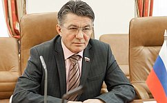 В. Озеров посетил сельские поселения Хабаровского края