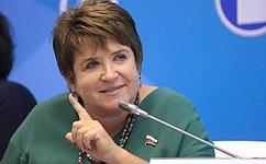 Врамках второго евразийского женского форума состоялась Открытая дискуссия «Женщины-волонтеры— партнерство винтересах развития»