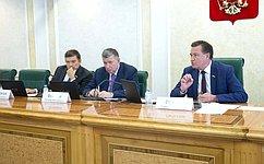 Комитет СФ побюджету ифинансовым рынкам поддержал концепцию проекта бюджета на2019год иплановый период 2020 и2021годов