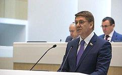 Сенаторы поддержали закон опродлении сроков подготовки генпланов иправил застройки иземлепользования вМосковской области
