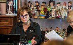 Е. Лахова: Женщины внауке– серьезный ресурс развития страны
