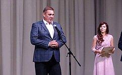 Н. Семисотов: ВВолгоградской области уделяется большое внимание модернизации Домов культуры
