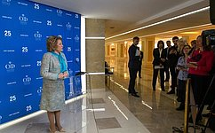 Под паллиативную помощь подведена твердая законодательная база— В.Матвиенко