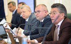 Участие региональных органов власти вфедеральном законотворчестве обсудили врамках Дней Северной Осетии вСФ