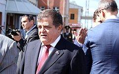 В. Джабаров принял участие вторжественном собрании, посвященном 80-летию областного центра