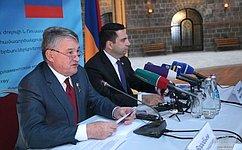 Ю. Воробьев: Успеху евразийской экономической интеграции способствует совместная работа государств-членов вправовой сфере