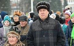 Официальный статус народных праздников позволяет сохранить этно-культурное наследие Горного Алтая— В.Полетаев