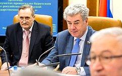 Обустройство госграницы имеет важное политическое значение— В.Бондарев