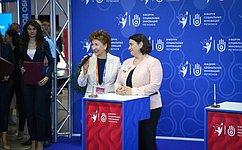 Соглашения, подписанные наIII Форуме социальных инноваций регионов, помогут укреплению государственно-частного партнерства— Г.Карелова