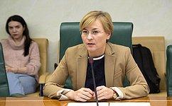 Л. Бокова: Совершенствование миграционной политики иеё законодательного обеспечения относится кприоритетам СФ
