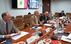 Парламентарии России иБельгии согласовали пути развития двустороннего межпарламентского сотрудничества