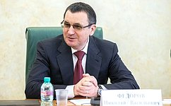 Н. Федоров посетил Цивильский Тихвинский Богородицкий монастырь