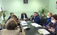 О. Алексеев: При строительстве жилых домов должны возводиться иобъекты социальной инфраструктуры