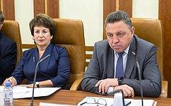 В.Тимченко провел совещание, посвященное защите социальных интересов ликвидаторов последствий аварии наЧернобыльской АЭС
