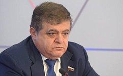В.Джабаров: Российская делегация настойчиво призывает коллег изОБСЕ кналаживанию конструктивного сотрудничества