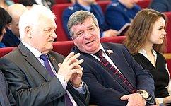 В.Семенов: Объединив усилия, мы сможем улучшить экологическую ситуацию вКрасноярском крае
