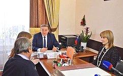 С.Лукин: Нужно создавать максимально комфортные условия для людей сограниченными возможностями