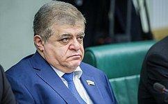 В.Джабаров принял участие вмежрегиональной конференции повопросам местного самоуправления