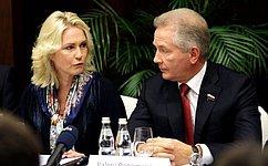 В.Пономарев: Межпарламентские связи– одна изглавных составляющих отношений между Россией иГерманией