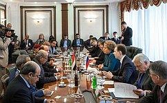 СФ выступает заактивизацию межпарламентского имежрегионального сотрудничества сЙеменом