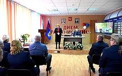 Н. Болтенко обсудила вопросы, связанные ссоциализацией осужденных после выхода измест лишения свободы