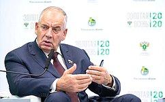 С. Митин: Российским аграриям необходимы действующие механизмы сельскохозяйственного страхования